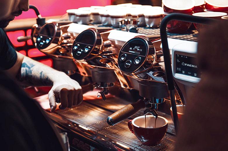 Deta SNC - Vendita e assistenza macchine da caffè, macinadosatori e attrezzature bar